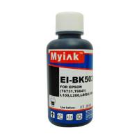 Чернила для EPSON (T6641/T6731) L100/ L200/L800/L1800 (100мл, black, Dye) EI-BK503 Gloria™ MyInk