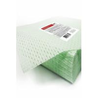 Салфетки SERVICEMAN для барабанов и роликов, 10смx11,5 см ,100 шт/уп., цвет зеленый
