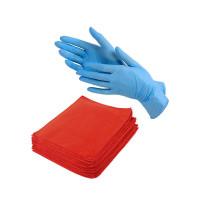 Салфетки и перчатки